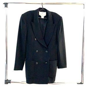 100% Wool Alfred Sung Blazer